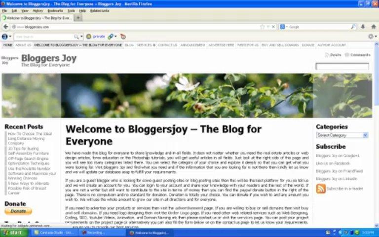 Publish your guest post on a PR3 Site