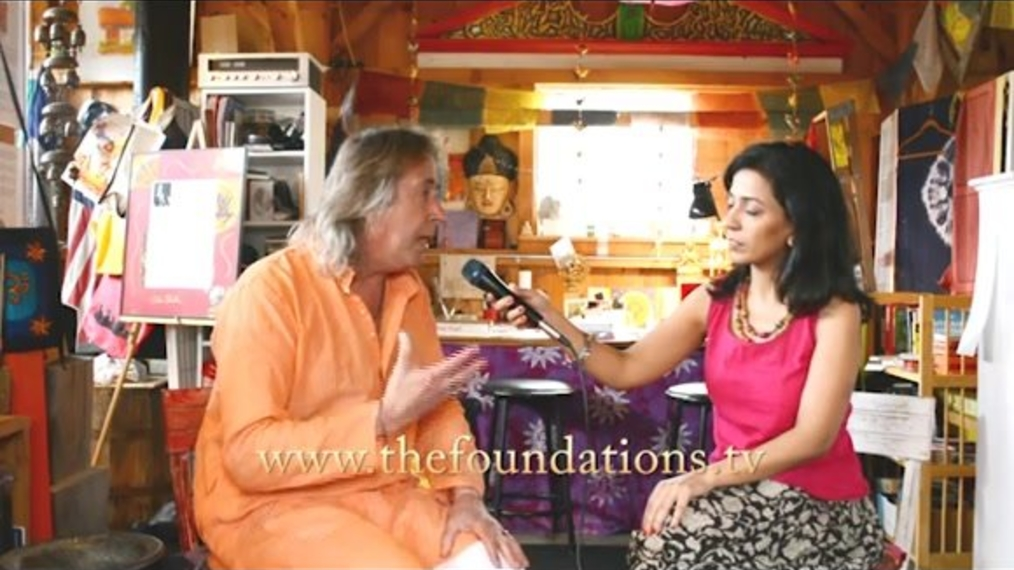 Indian TV Network Interview ~ Art, Astrology, Adventure