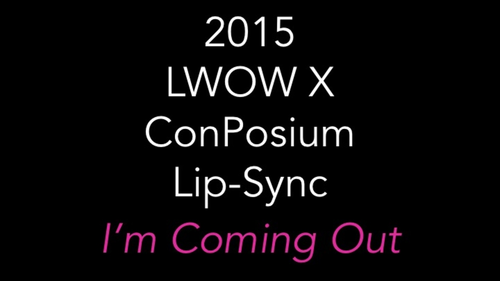 2015 LWOW X Conposium Lip Sync