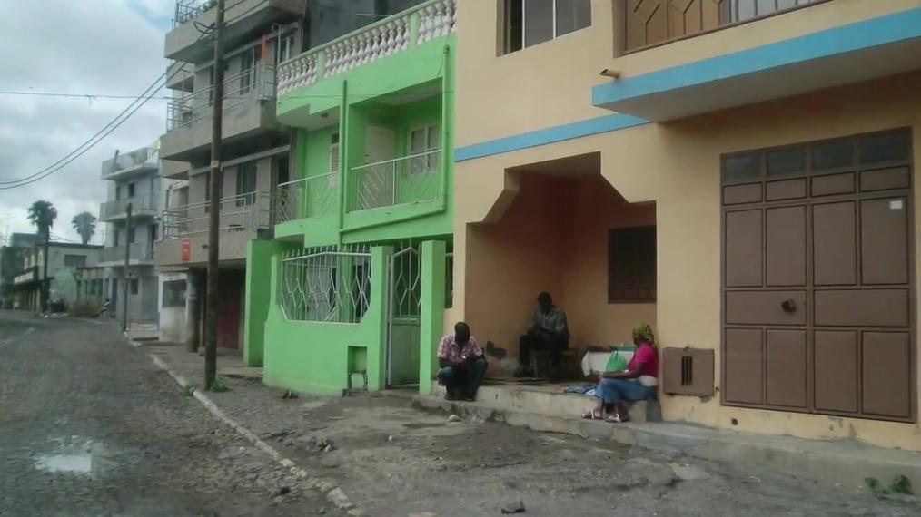 An Ambassador, An Artist, and an Orphanage ~ Cape Verde 2013