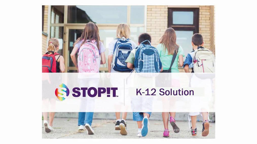 STOPit K-12
