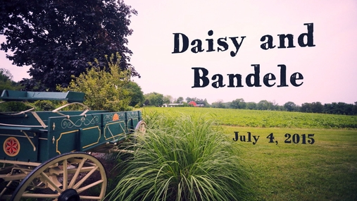Daisy and Bandele 1 Song