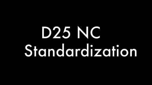 D25 NC - standardize.mov