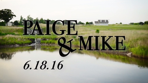 Paige and Mike