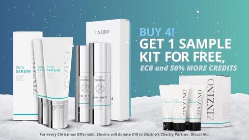 Skin Serum Christmas Offer - Partners