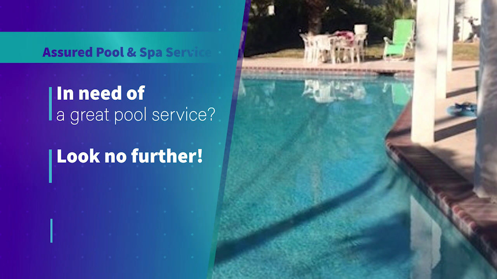 Pool Maintenance  in Henderson NV, Assured Pool & Spa Services