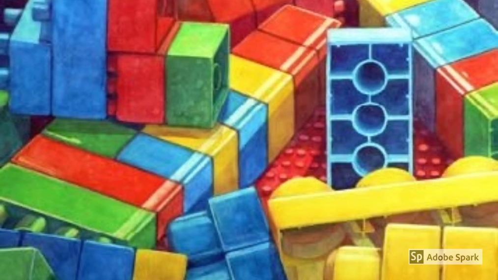 Lego Still Life