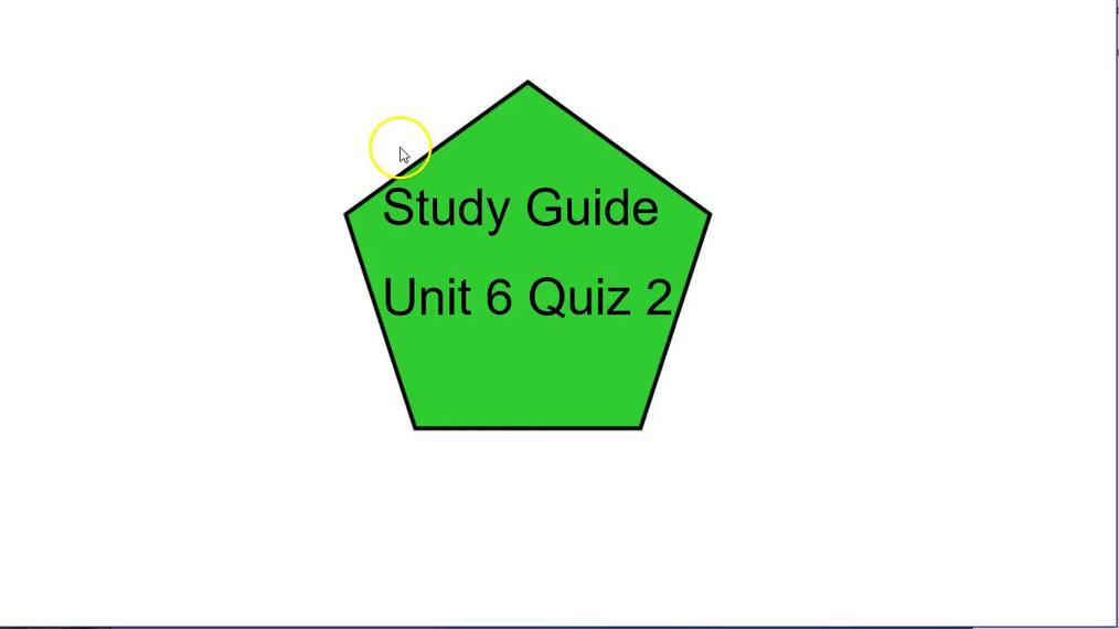 SMI Unit 6 Quiz 2 Study Guide.mp4