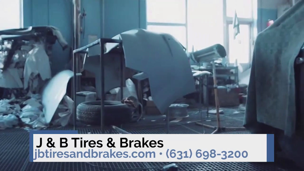 Tire Repair in Selden NY, J & B Tires & Brakes