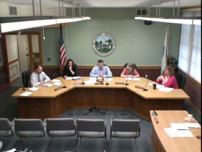 Belchertown Board of Selectmen 06-24-2019 part 1