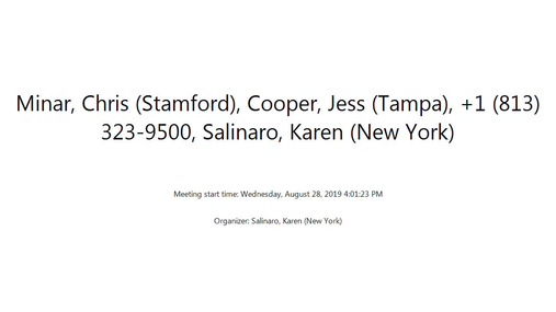 Minar, Chris (Stamford), Cooper, Jess. . . - Wednesday, August 28, 2019 4.01.23 PM.mp4