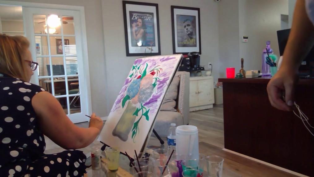 K.W. Live Painter