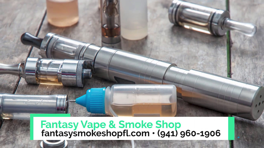 Vape Shop in Sarasota FL, Fantasy Vape & Smoke Shop