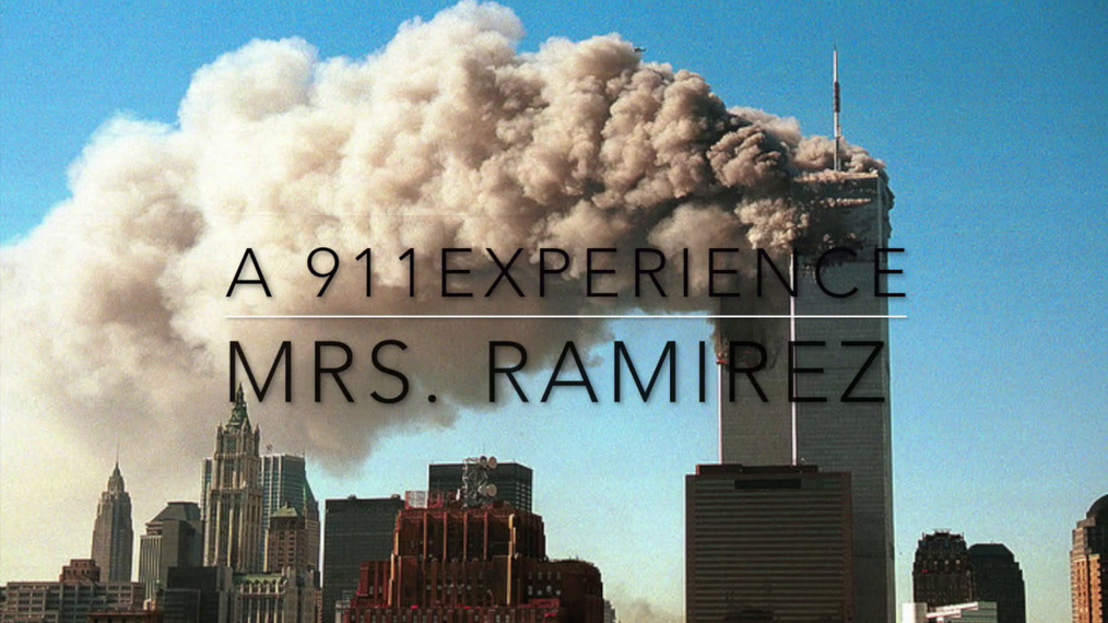 9/11 Interview: Salam Ramirez
