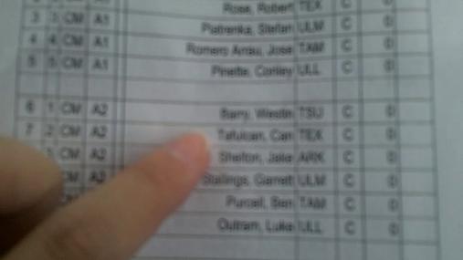 Can Tafulcan CM Round 1 Pass 1