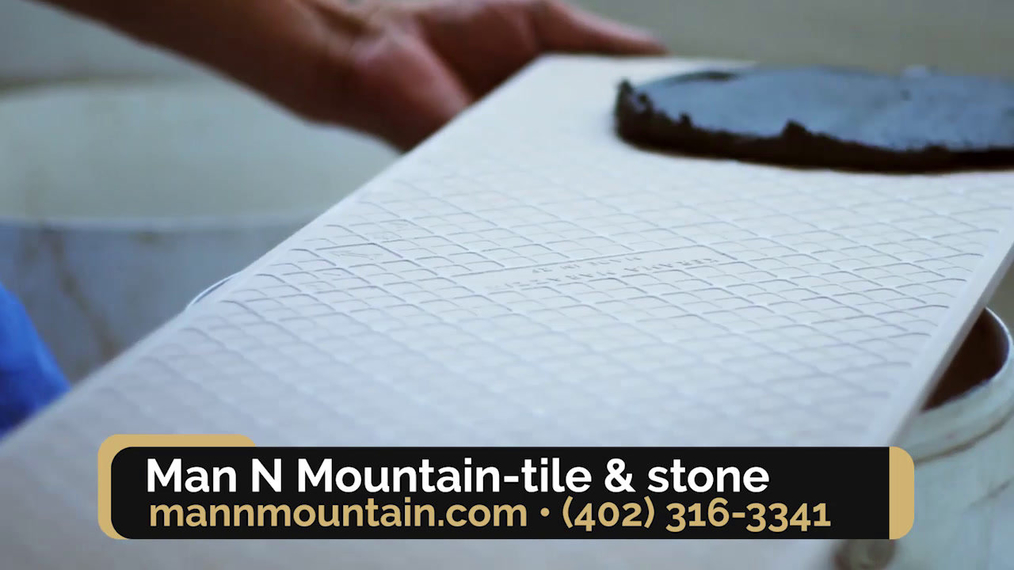 Tile Flooring in Norfolk NE, Man N Mountain-tile & stone