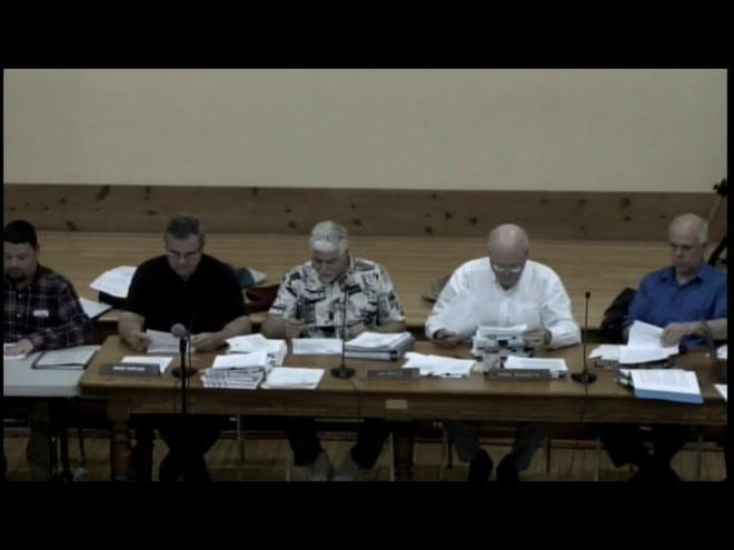 Belchertown Planning Board 05-28-2019