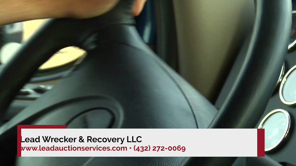Wrecker in Odessa TX, Lead Wrecker & Recovery LLC | Auction Sales Auctioneer