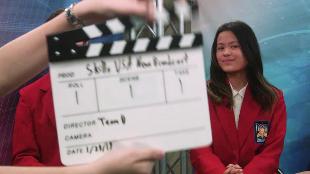 Skills USA News Broadcast