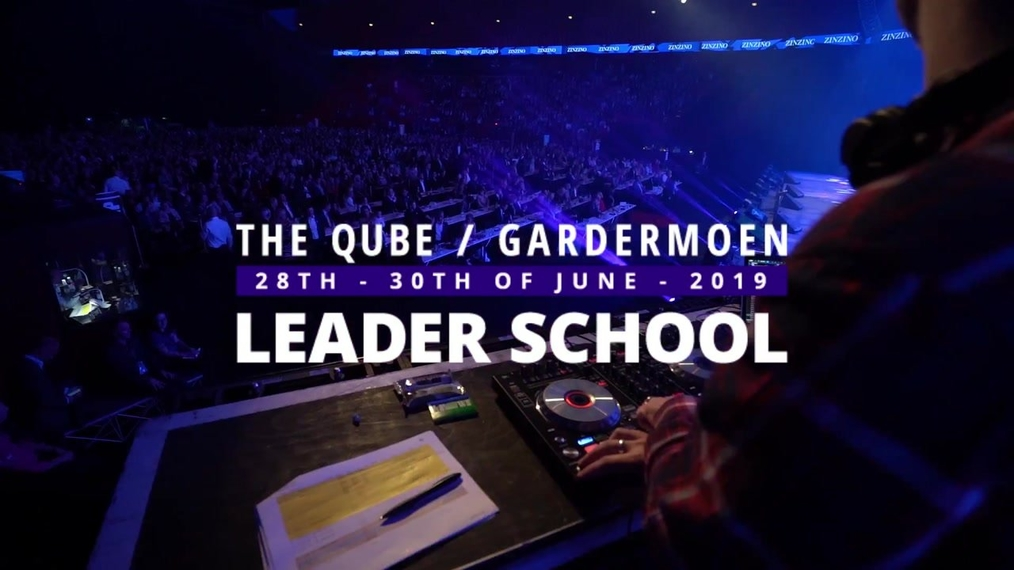 Leader School 2019 - GET LOUD - Promotional movie