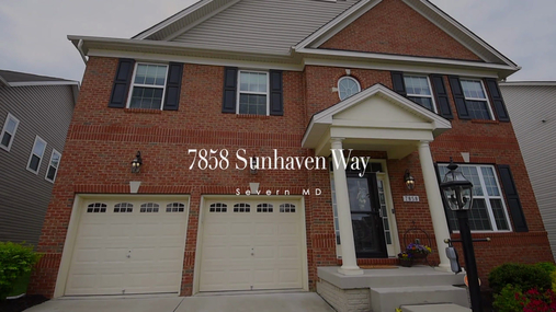 7858 Sunhaven Way, Severn, MD 21144
