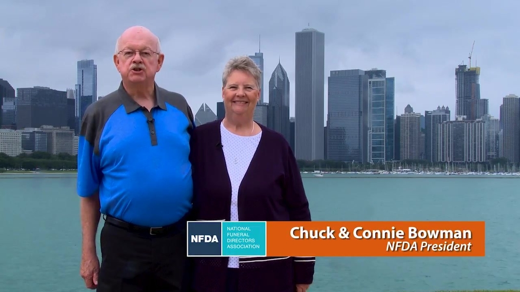 2019 NFDA International Convention & Expo in Chicago