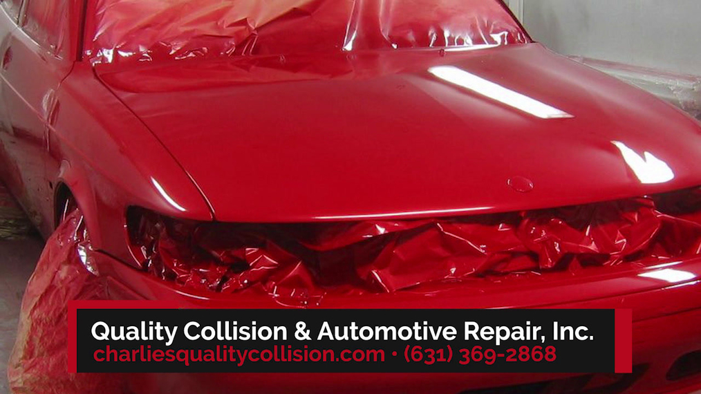Collision Repair in Riverhead NY, Quality Collision & Automotive Repair, Inc.