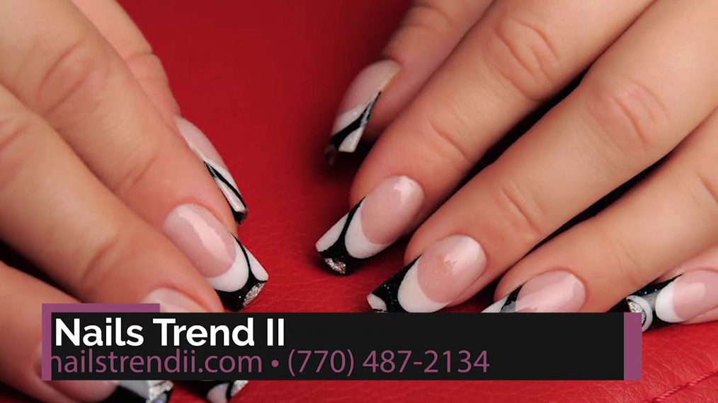 Nail Salon in Peachtree City GA, Nails Trend II