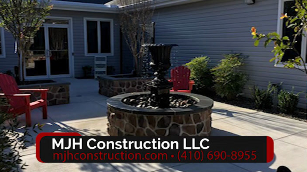 General Contractor in Easton MD, MJH Construction LLC