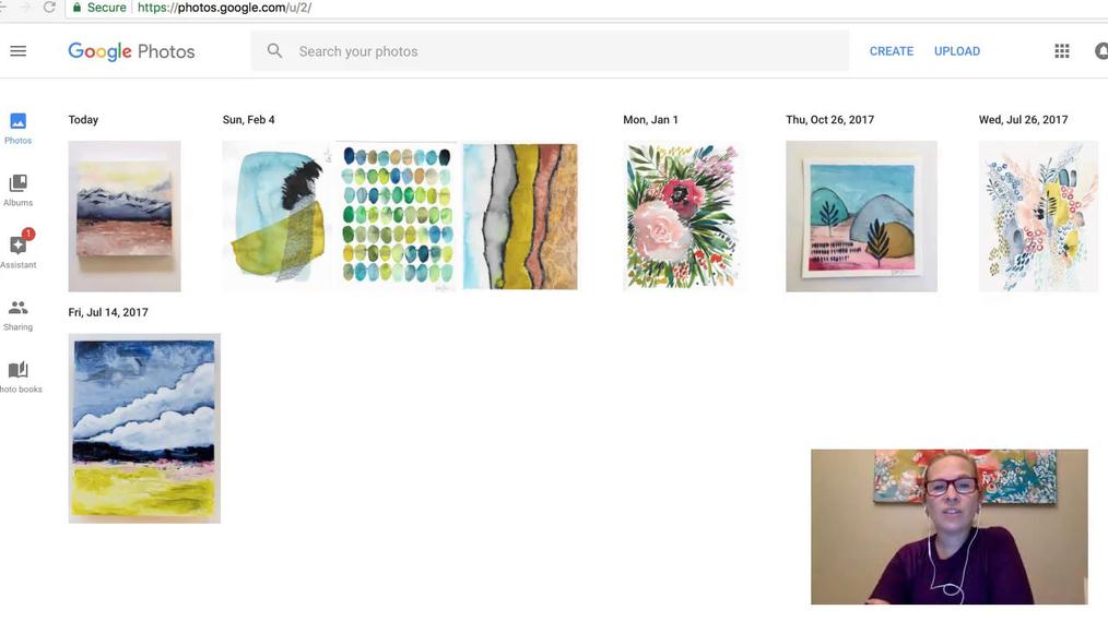 Uploading to Google Photos.mp4