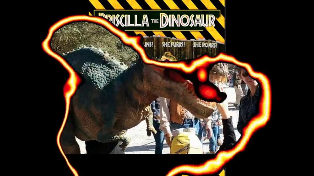 Priscilla The Dinosaur.mp4