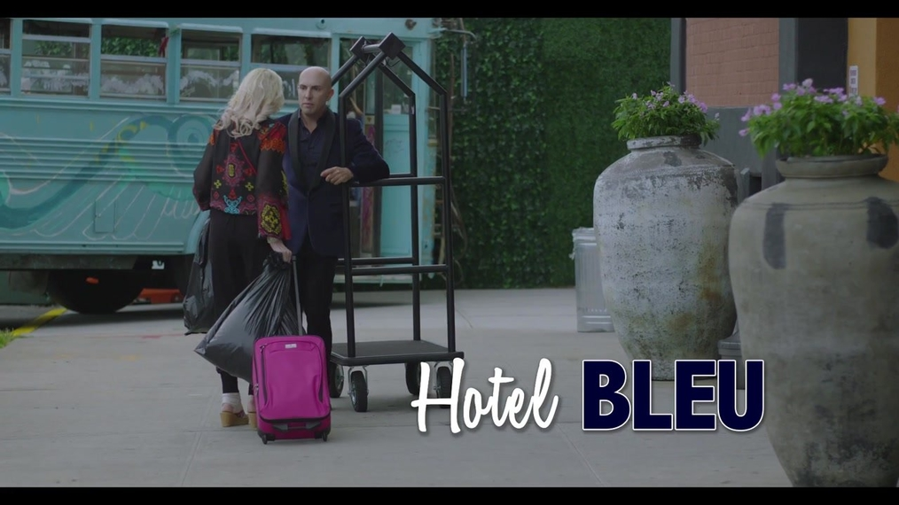 """Hotel Bleu""  (1st Place for Best Director, Best Writer, Best Guest Star Julie Halston & 3rd place Best Supporting Role Wayne Tucker)"