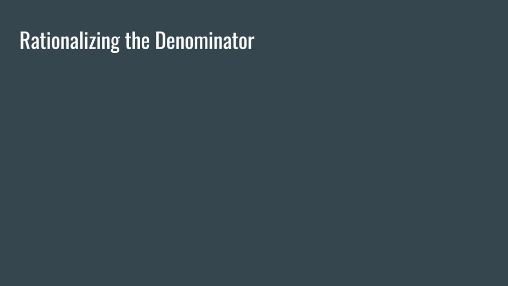 Quick Review of Rationalizing the Denominator.mp4