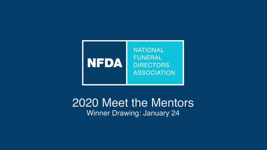 Meet the Mentor Winners - January 24, 2020