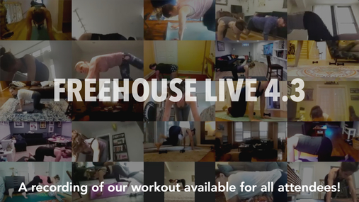 Freehouse LIVE 4.3.20