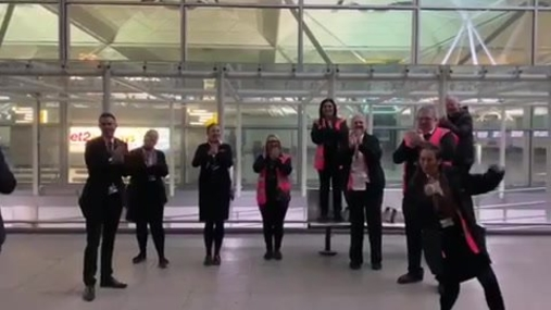 STN Clap for Carers
