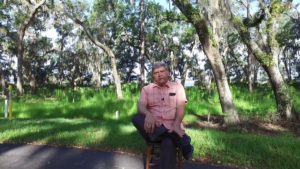 Nick Deonas - Crane Island Historian