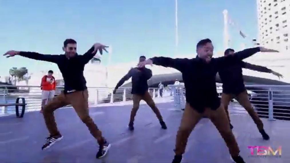 Break Dancers R.M. (Hip Hop Promo)