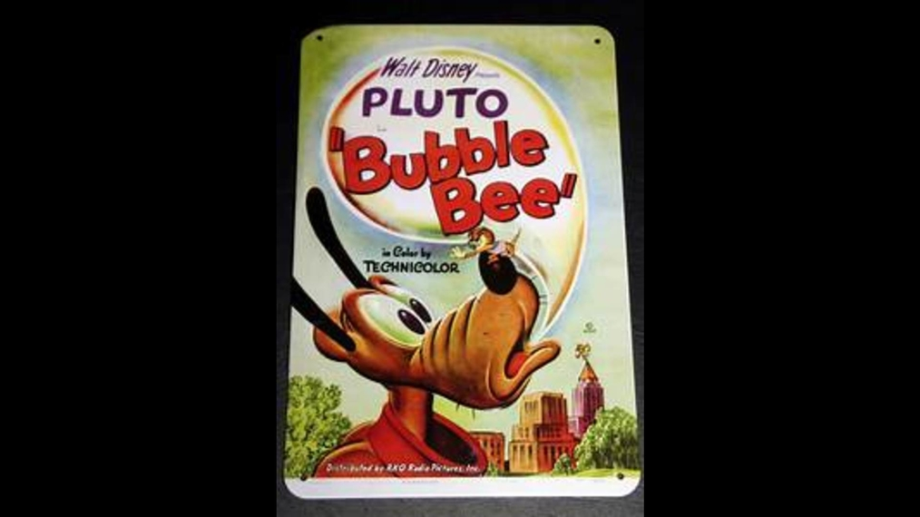 Pluto Bubble Bee
