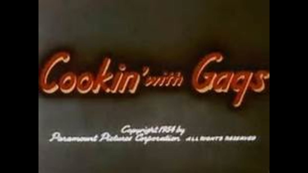 Popeye the Sailor- Cookin with Gags