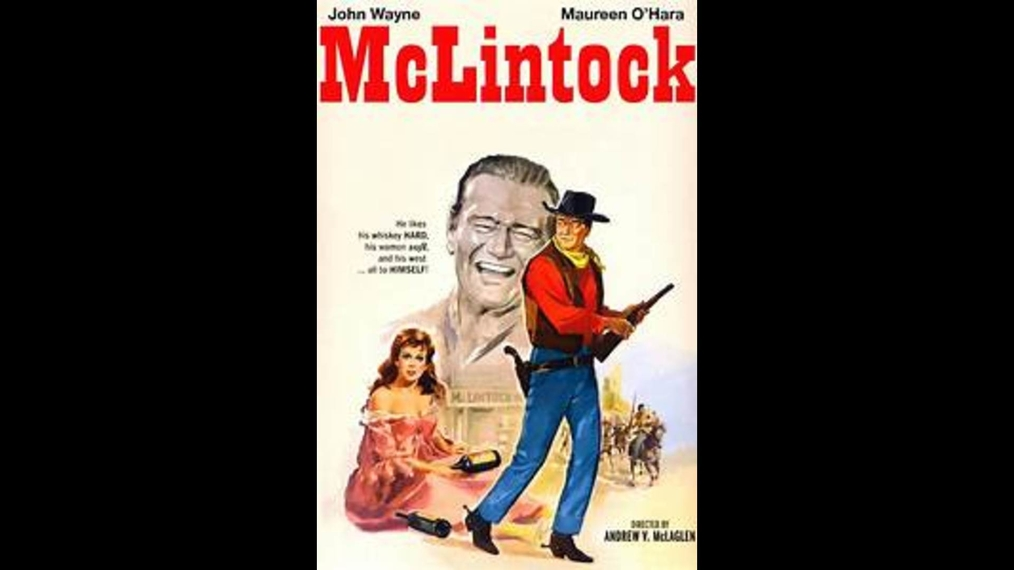 Mclintock 1963 - HD COLOR - John Wayne
