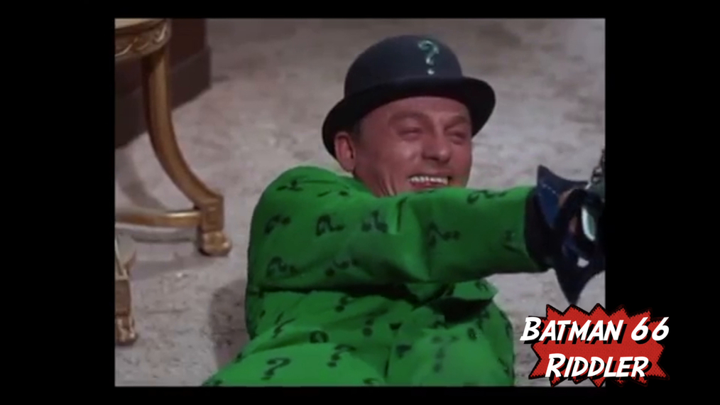 Batman 1966 TV Series -The Riddler-