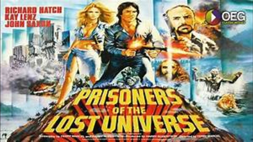 Prisoners of the Lost Universe (Action)
