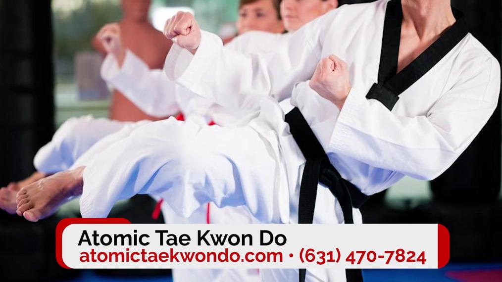Martial Arts School in Huntington NY, Atomic Tae Kwon Do