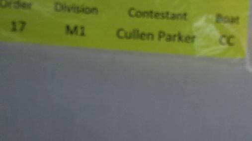 Cullen Parker M1 Round 1 Pass 2