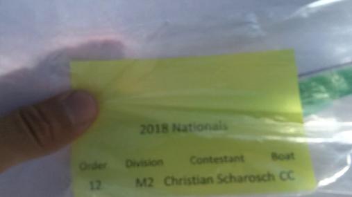 Christian Scharosch M2 Round 1 Pass 1