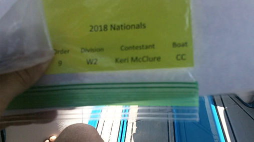 Keri McClure W2 Round 1 Pass 1