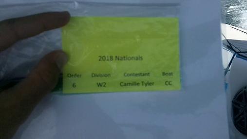 Camille Tyler W2 Round 1 Pass 2