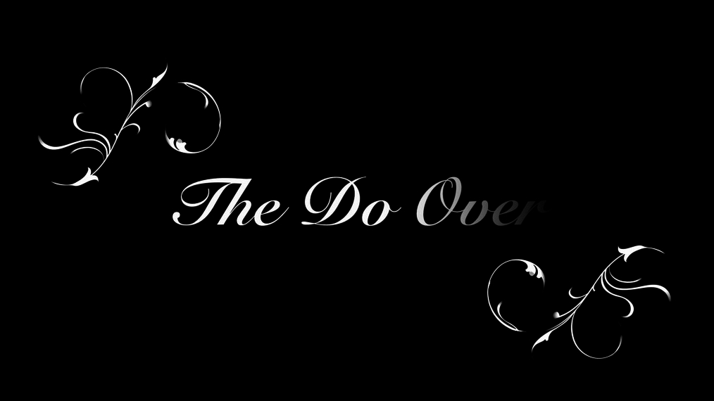 The Do Over by Mr. Mendoza