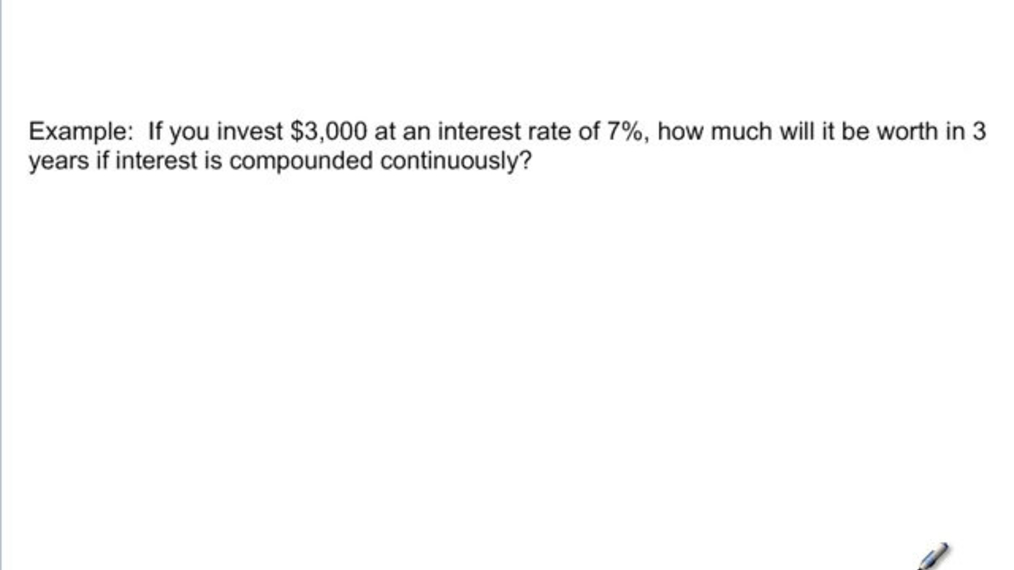 9.8 Interest Compounded Continuously.mp4